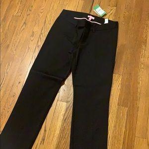 Lilly Pulitzer Black Pants